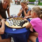 Молодые шахматисты