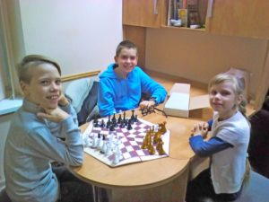 Занятия для детей - триагональные шахматы. @ Харьков | Харьковская область | Украина